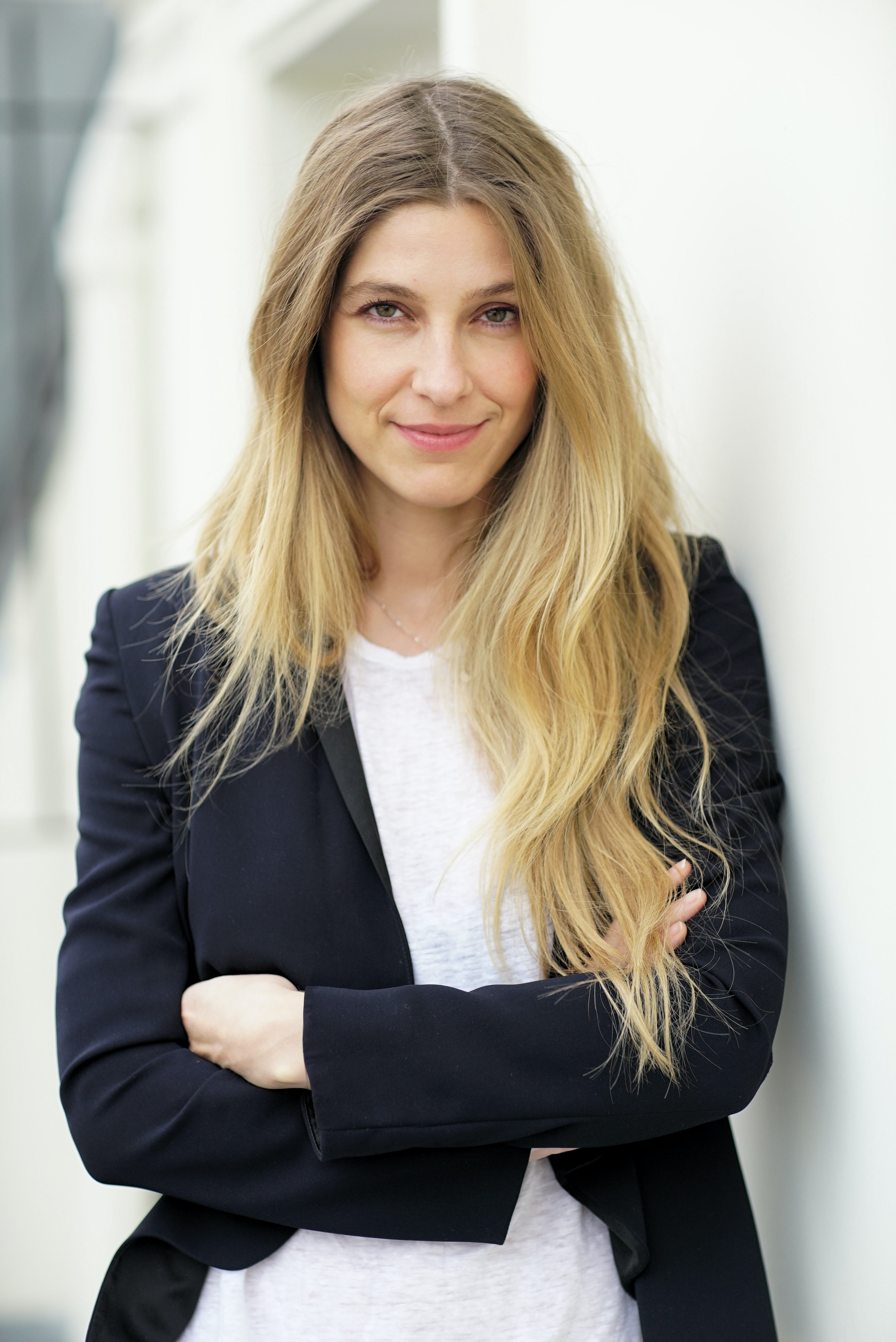 Nora Baldenweg has been named editor-in-chief at Lula Magazine | Source: Courtesy