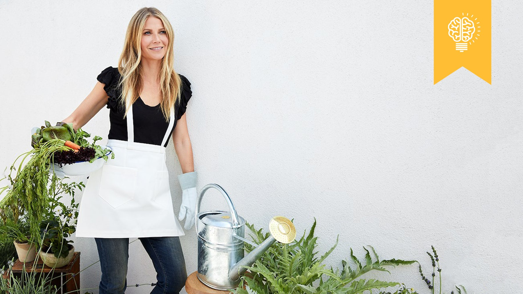 Actress and founder of Goop Gwyneth Paltrow | Source: Courtesy