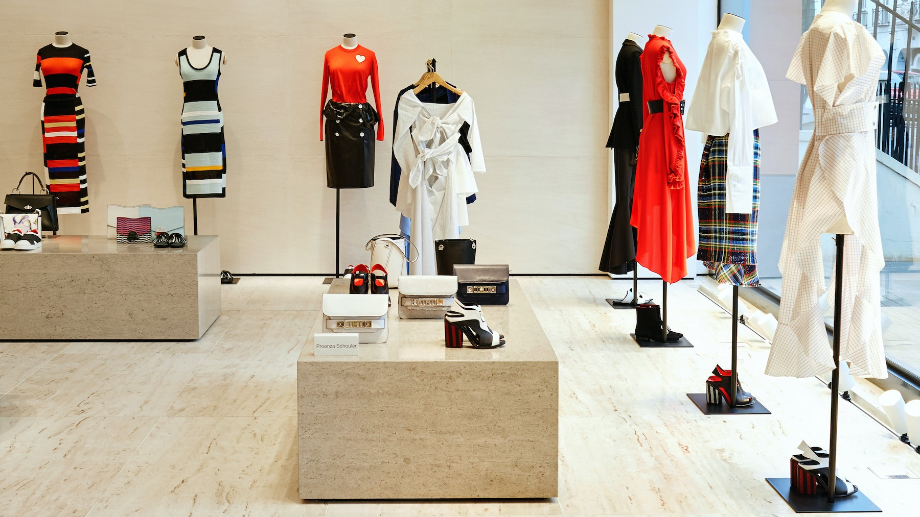 Inside Boutique 1's Sloane Street Store | Source: Courtesy