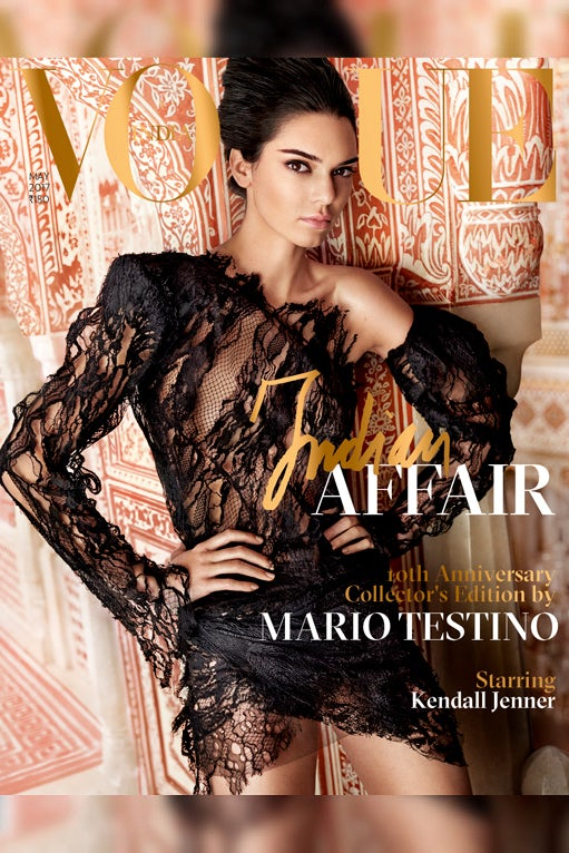 The May 2017 cover of Vogue India | Source: Courtesy