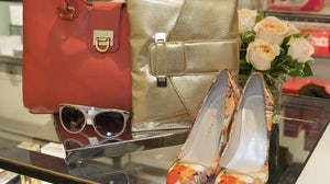 Ivanka Trump accessories on display at a Lord & Taylor store | Source: Shutterstock