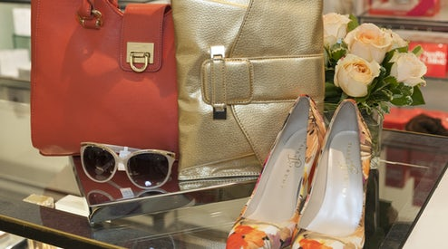 9919f8c472 Ivanka Trump accessories on display at a Lord & Taylor store | Source:  Shutterstock