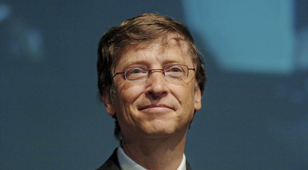 Bill Gates | Source: Shutterstock