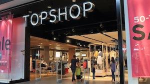 Topshop store | Source: Shutterstock