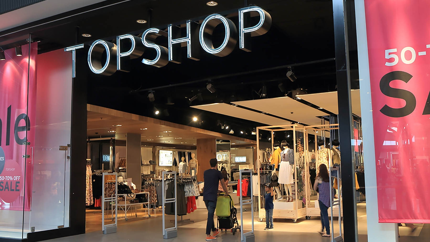 Article cover of Topshop Australia Enters Voluntary Administration