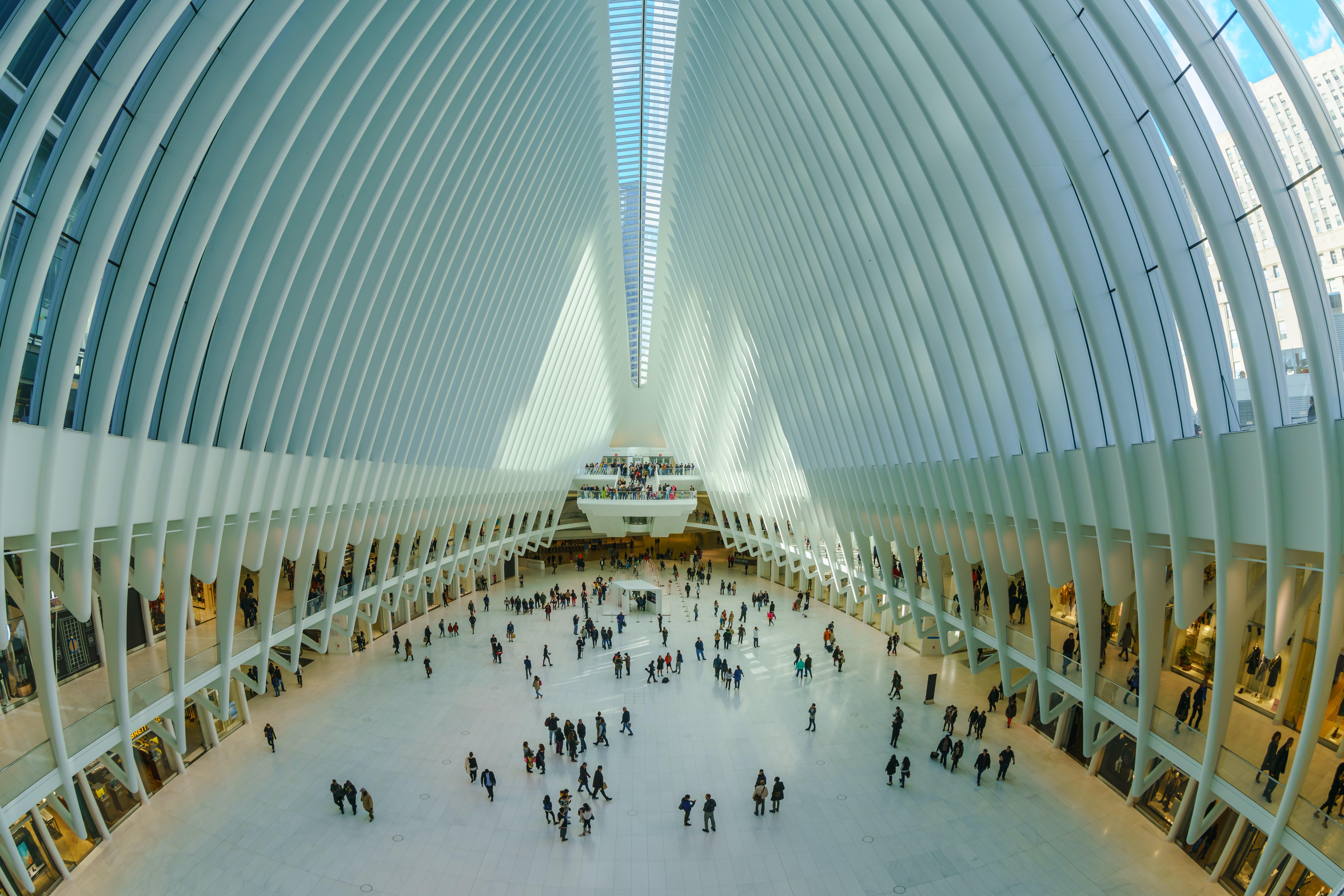 Westfield World Trade Center, New York City | Source: Shutterstock