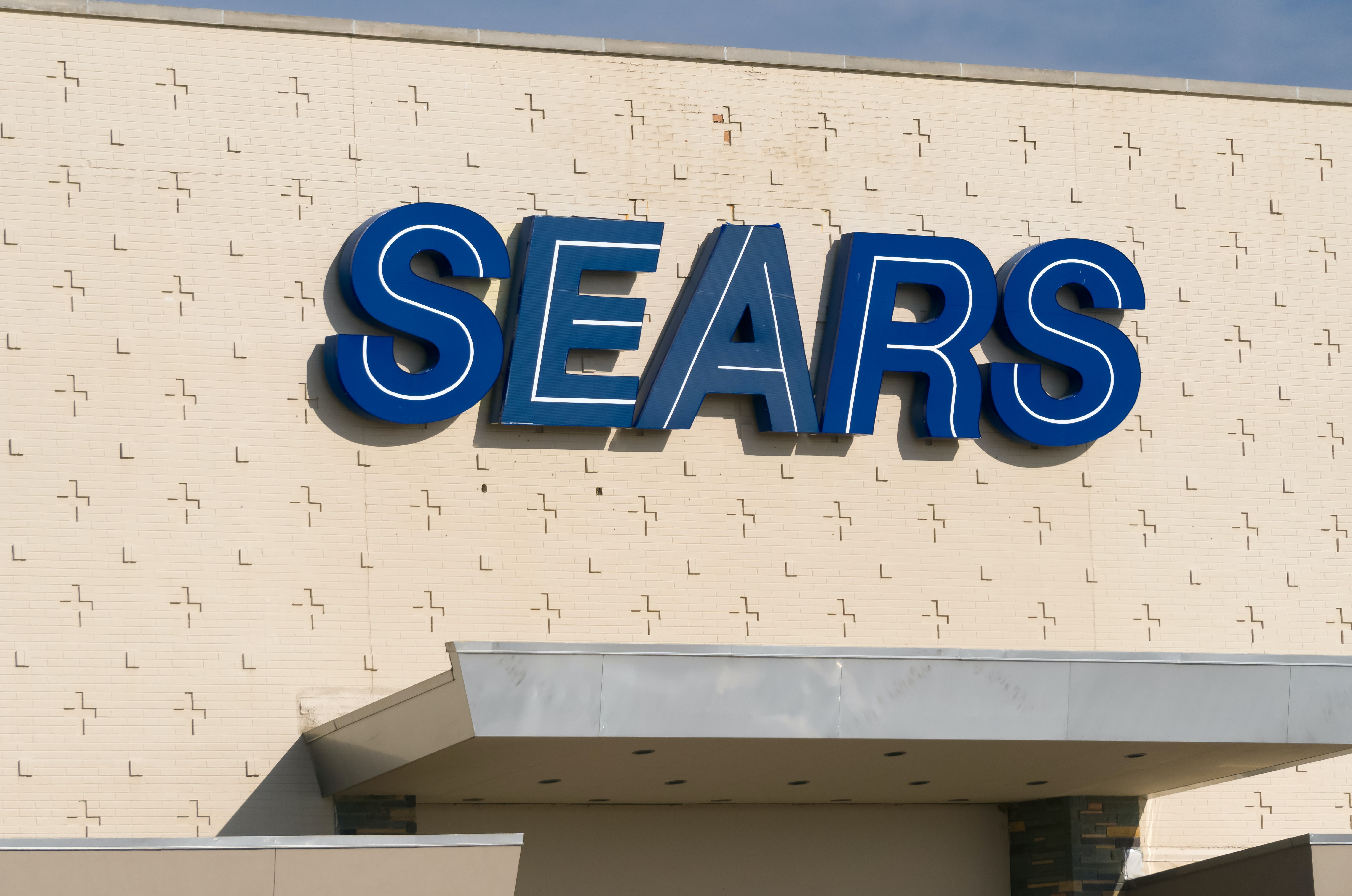 A Sears store | Source: Shutterstock
