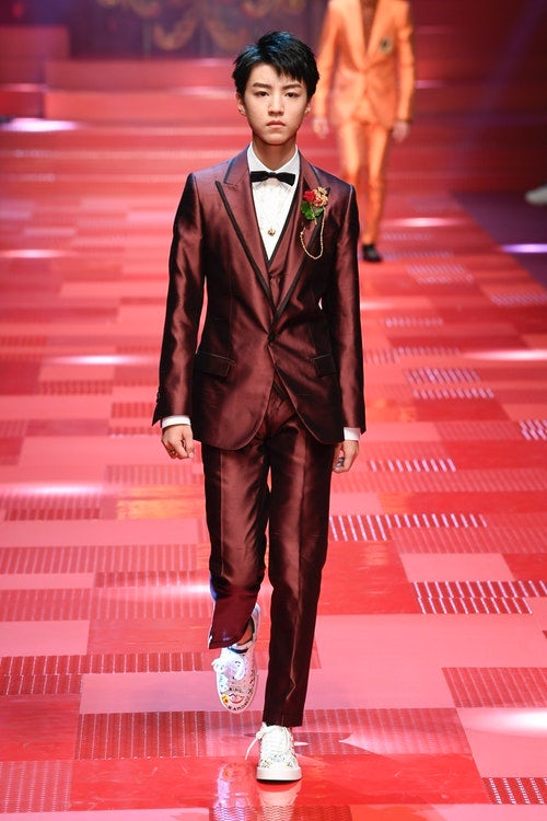 Dolce & Gabbana Spring/Summer 2018 | Source: InDigital.tv