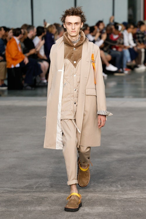 Sacai's Uniform Individuality