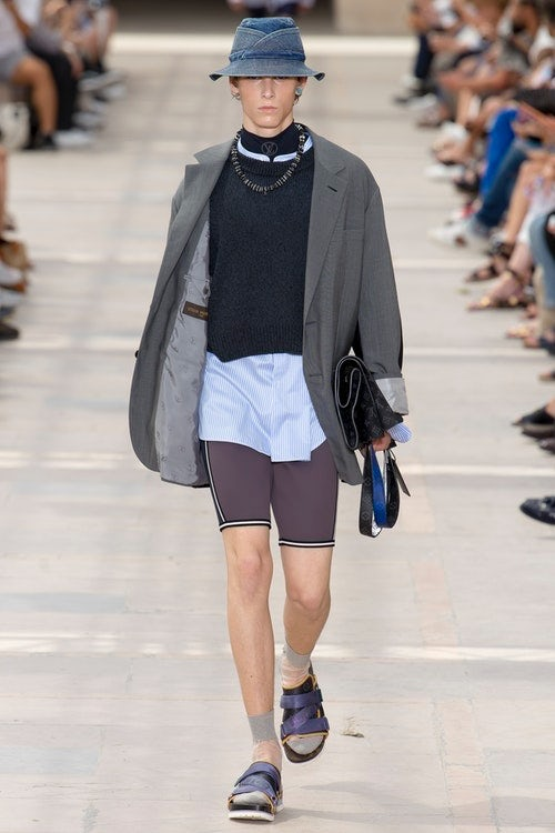 Louis Vuitton Spring/Summer 2018 | Source: InDigital.tv