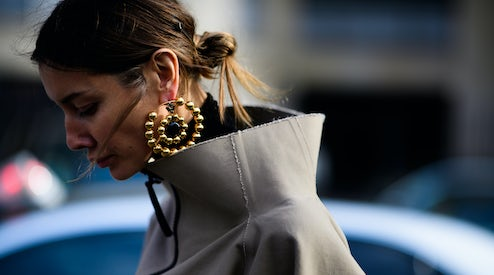 59296064d How Statement Earrings Became Generation Selfie's Favourite Trend ...