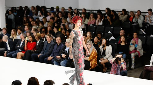 The Future Of Graduate Fashion Week Education Bof