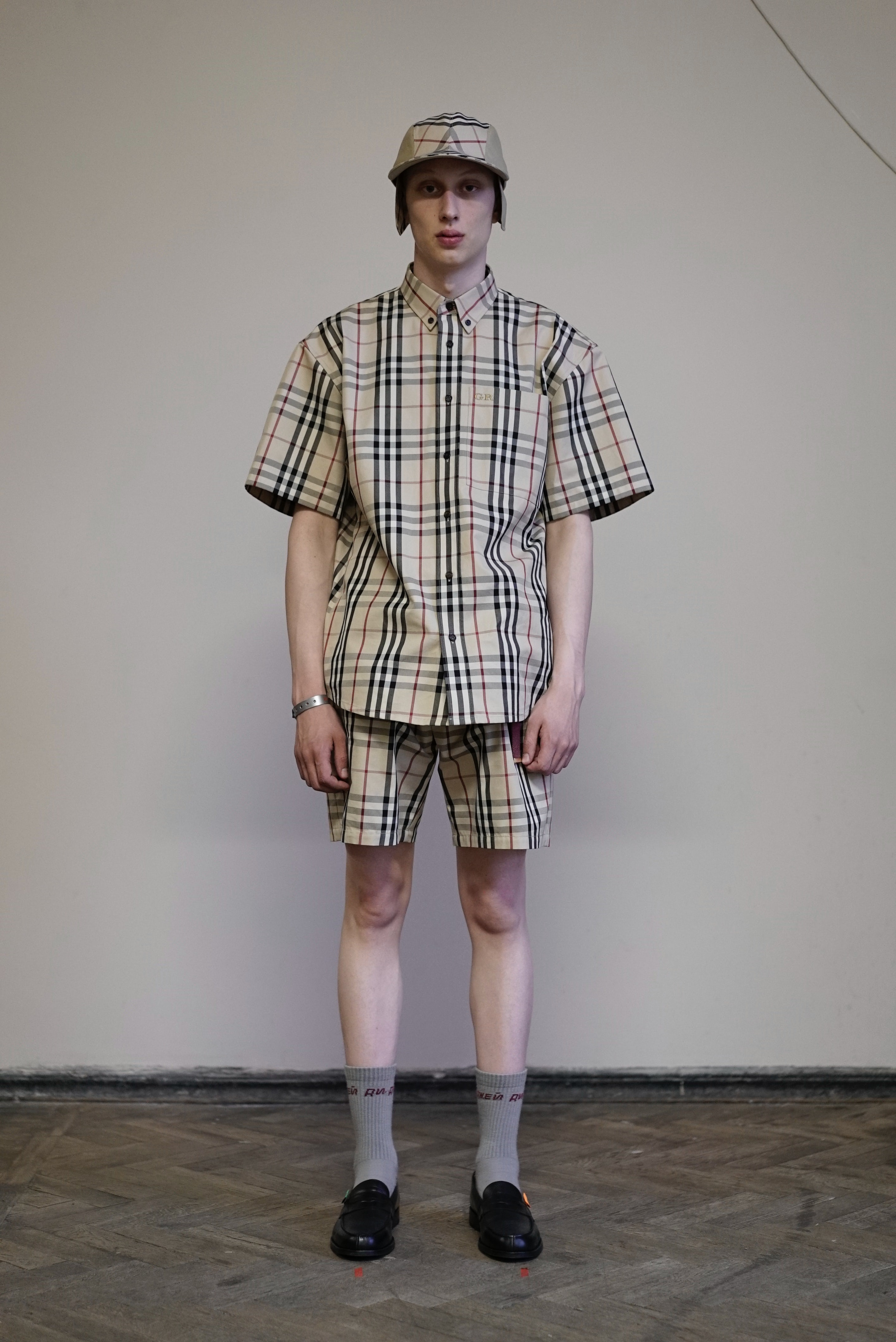 Gosha Rubchinskiy's collaboration with Burberry | Source: Courtesy