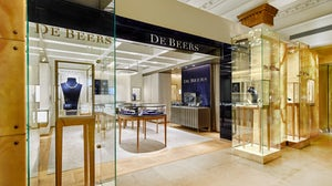 De Beers at Harrods | Source: Courtesy