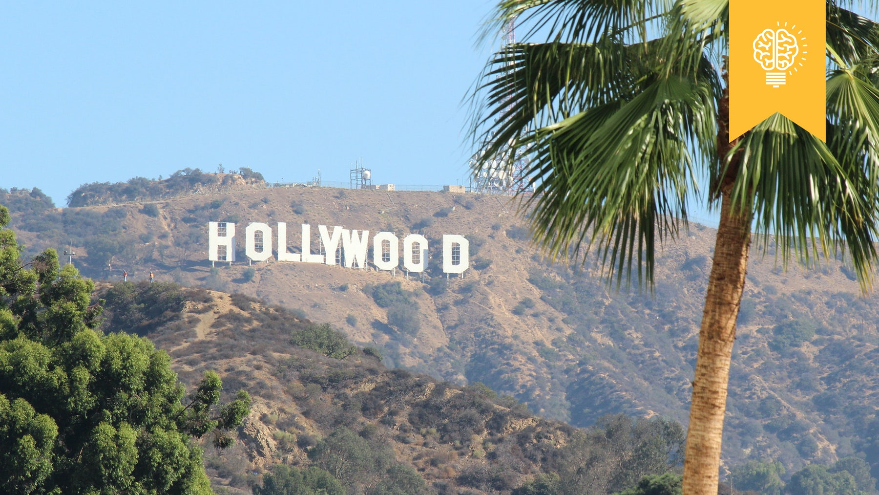 The Hollywood hills | Source: Flickr