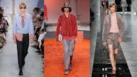 Looks from Marni, Ermenegildo Zegna and Fendi Spring 2018 menswear collections | Source: InDigital