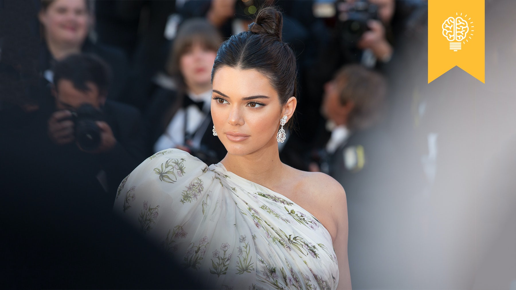 Kendall Jenner at the Cannes Film Festival last month | Source: Shutterstock