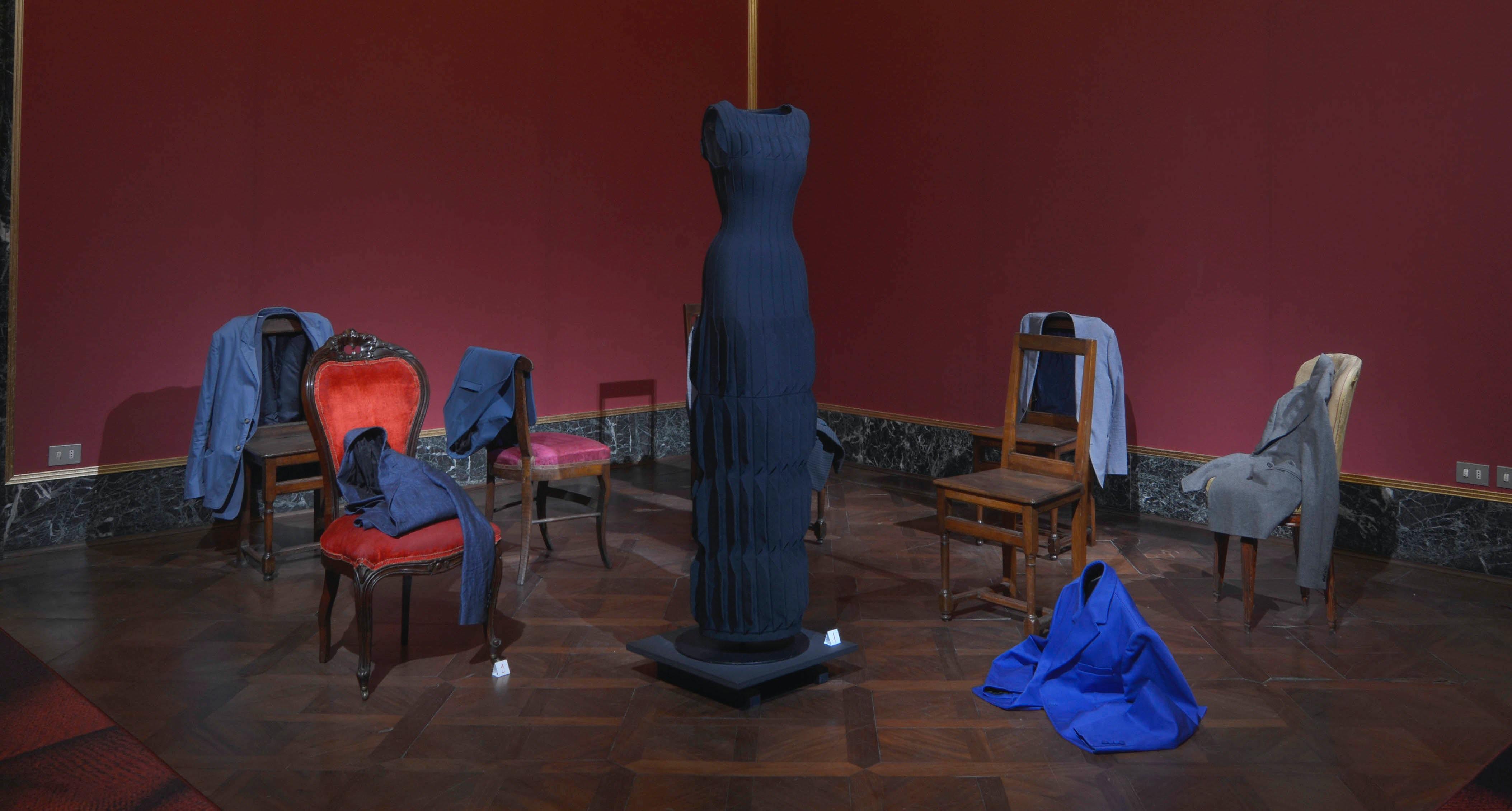Olivier Saillard's 'Il Museo Effimero della Moda' | Photo: Alessandro Ciampi