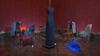 Olivier Saillard's 'Il Museo Effimero della Moda'   Photo: Alessandro Ciampi