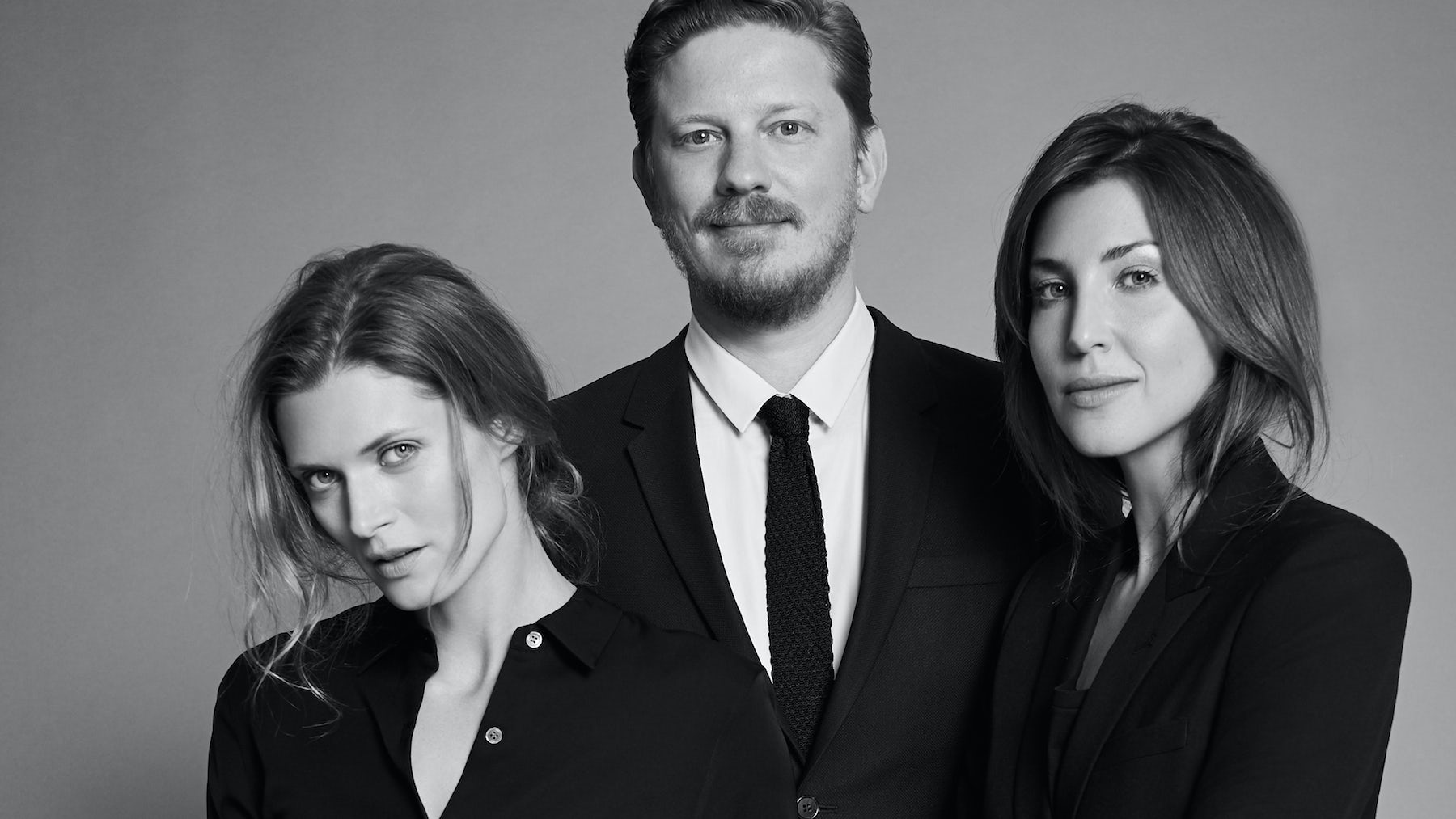 The Polish edition of Vogue will launch with editor Filip Niedenthal, editor-at-large Malgosia Bela and publishing partner Kasia Kulczyk | Source: Courtesy