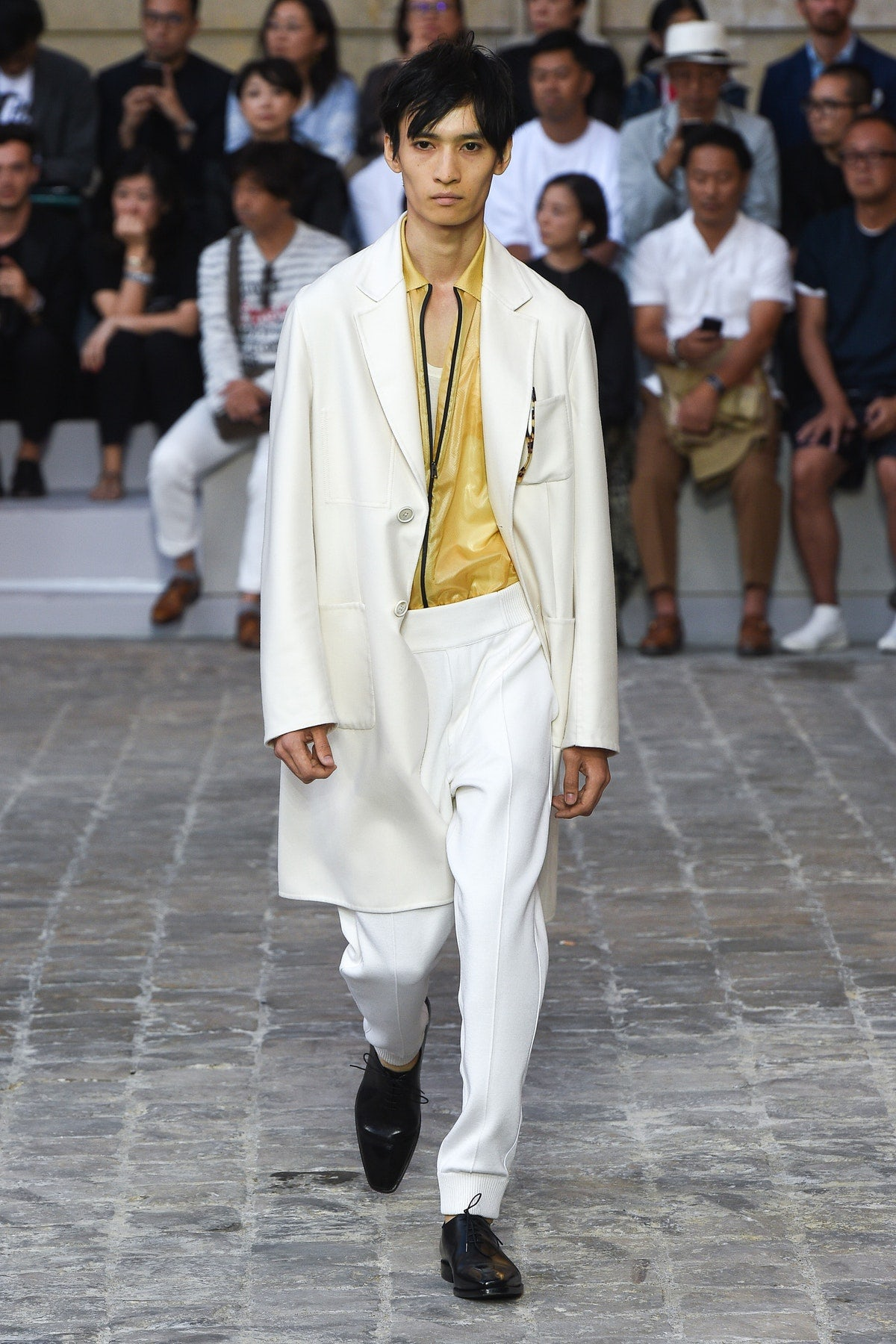 Berluti Spring/Summer 2018 | Source: InDigital.tv