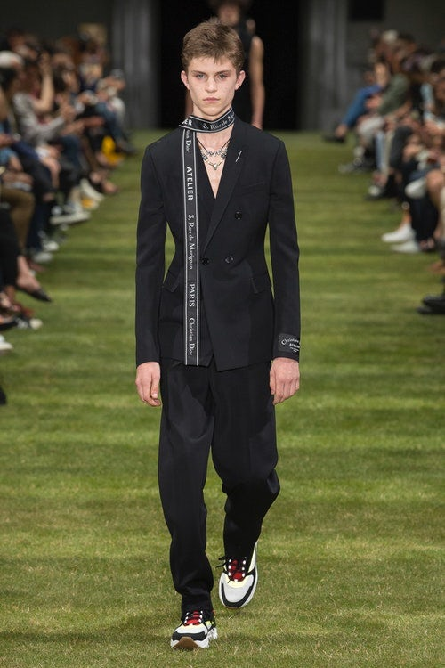 Dior Homme Spring/Summer 2018 | Source: InDigital.tv