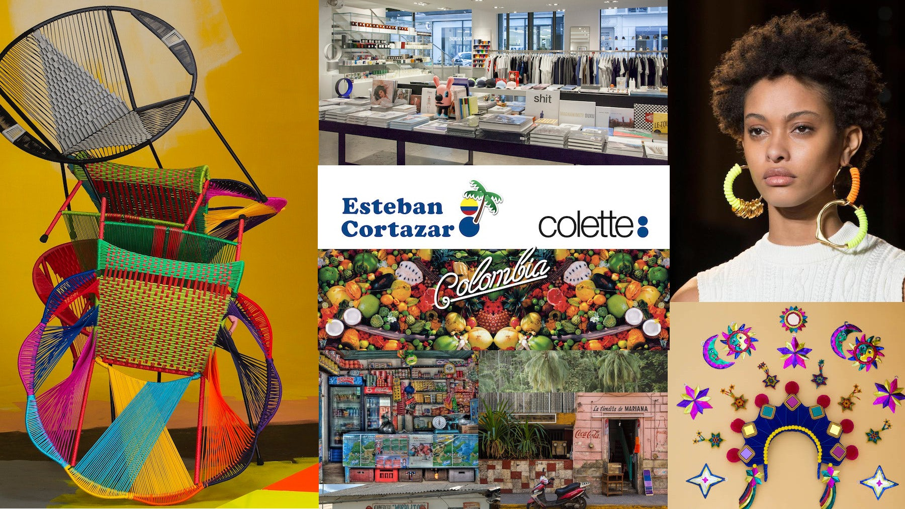 News Bites | Colette Celebrates Colombia, Renzo Rosso Buys Stake in RetroSuperFuture