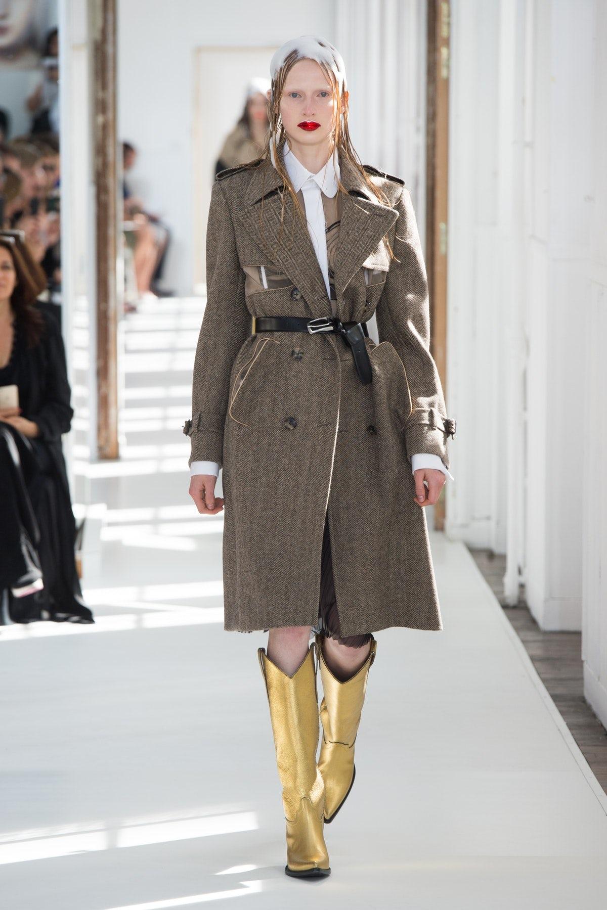 Maison Margiela Haute Couture Autumn 2018 | Source: InDigital.tv