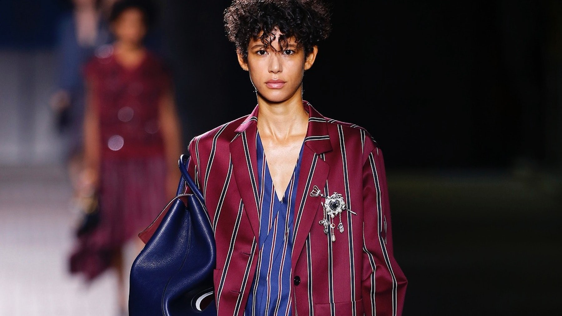 Mulberry Spring/Summer 2017 | Source: InDigital