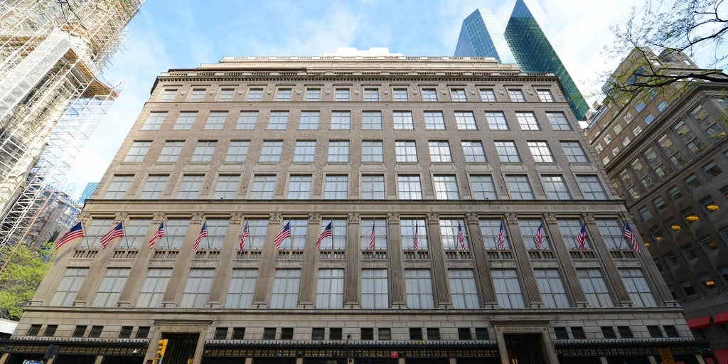 Saks Fifth Avenue's Flagship Store Loses More than Half Its Value