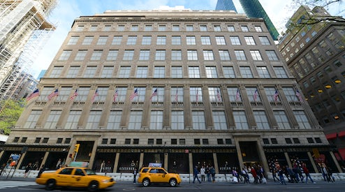 dec4b9fdbe79 Saks Fifth Avenue Nears Completion of  250 Million Renovation