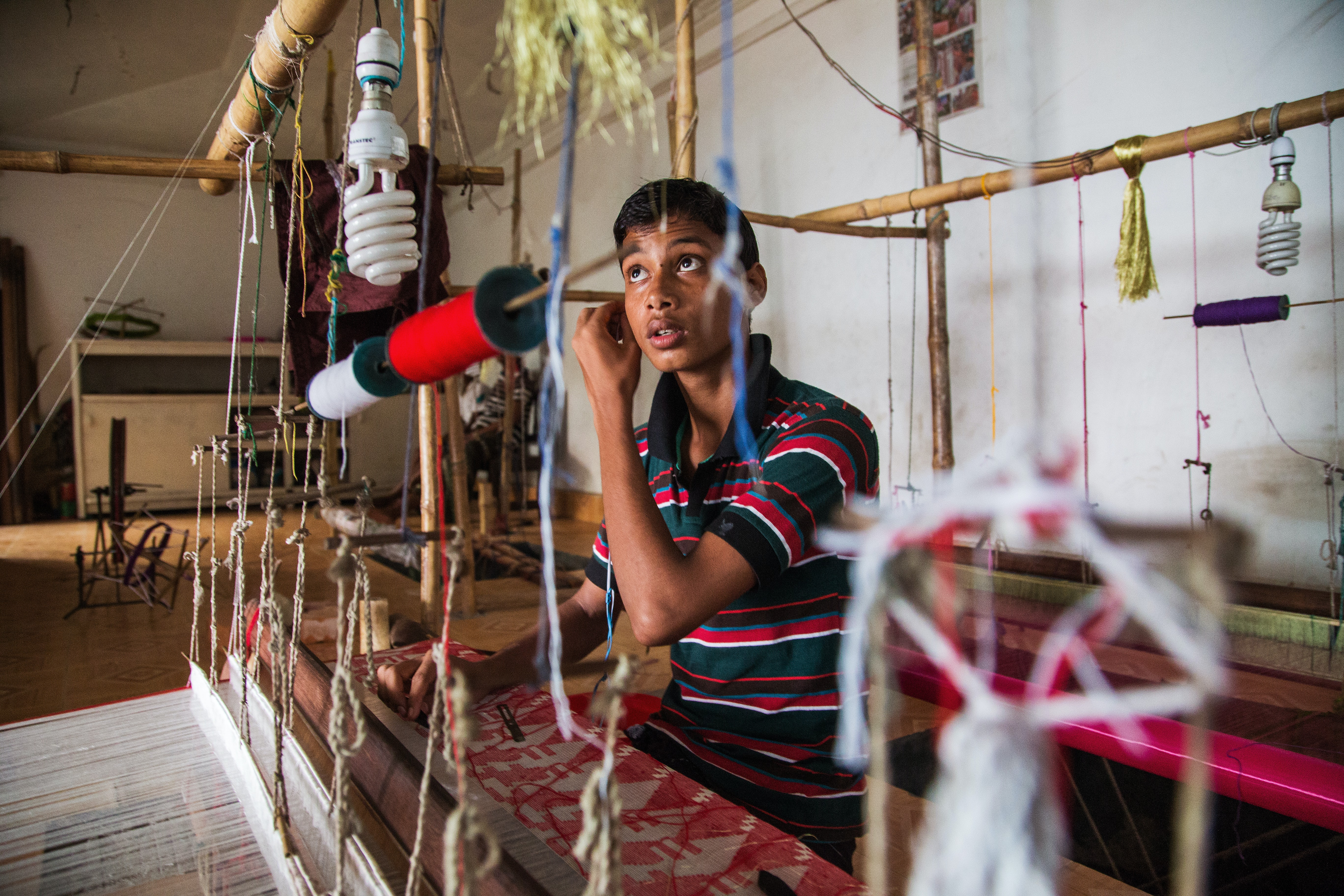 Fashion Brands Agree to Extend Bangladesh deal