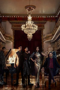Empire's new season campaign by Condé Nast's 23 Stories   Source: Courtesy