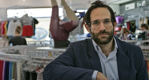 Dov Charney | Source: Flickr