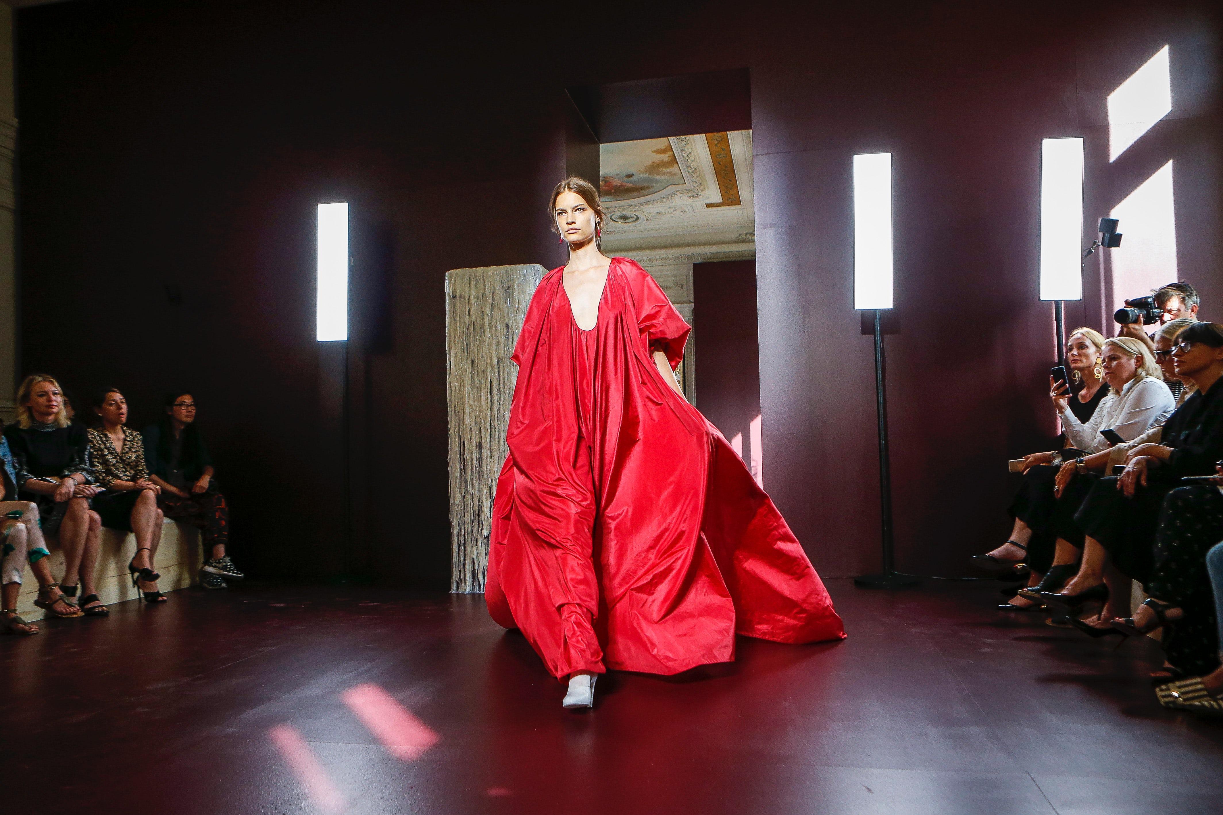 Confusion Reigns at Paris Couture