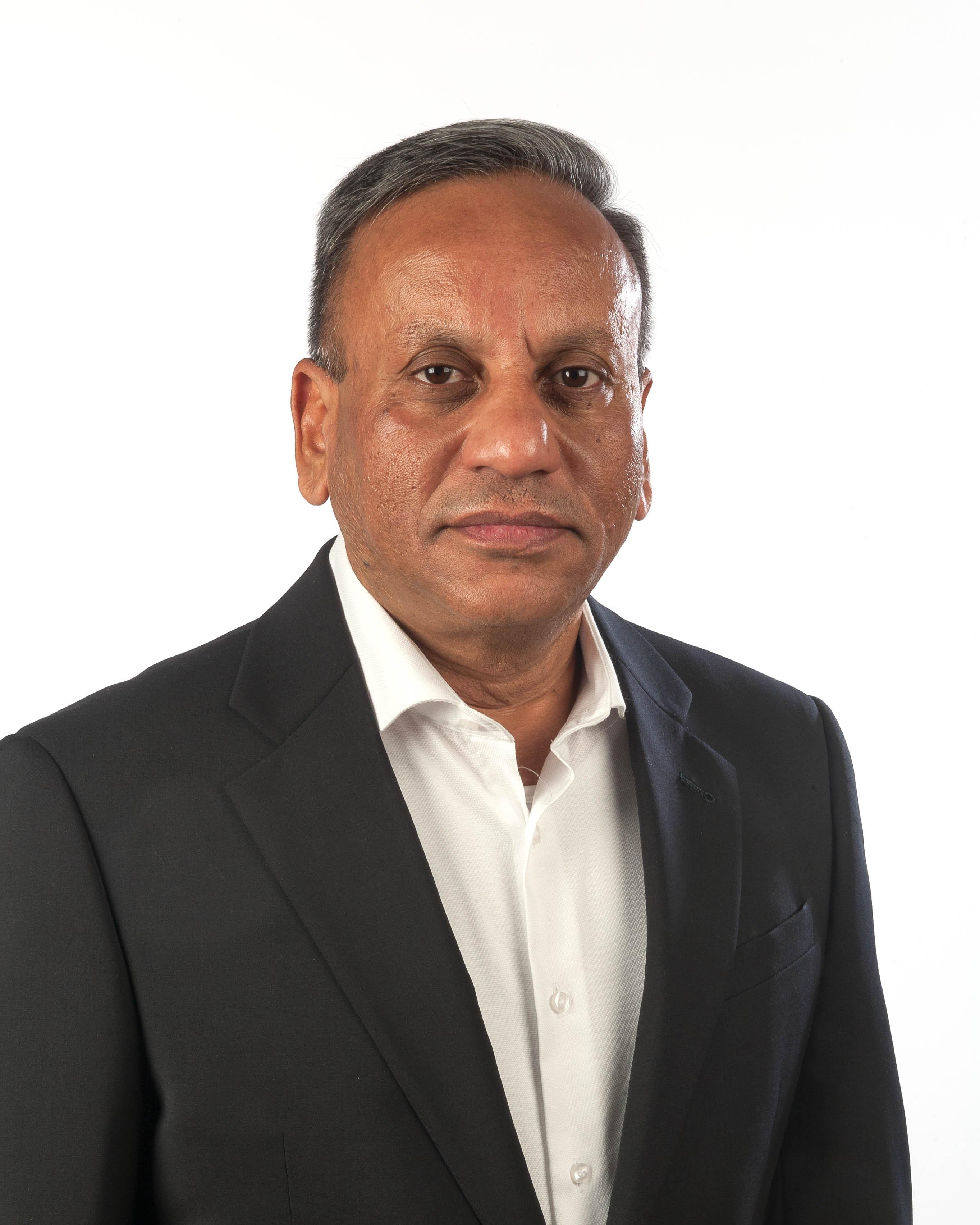 Outgoing Wolford CEO Ashish Sensarma   Source: Wolford