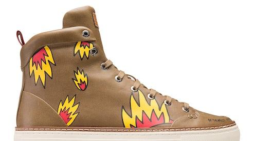 Bally x Swizz Beatz men s Hercules Shoe  d884017b5