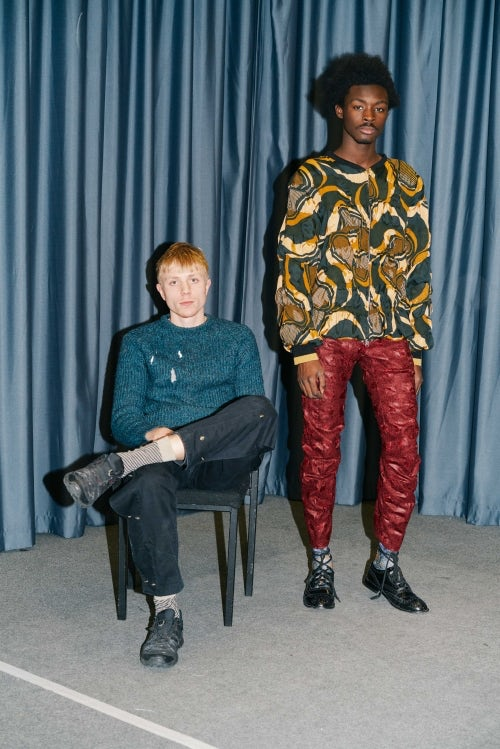 Oliver Thame | Image: Tuo Yi for BoF