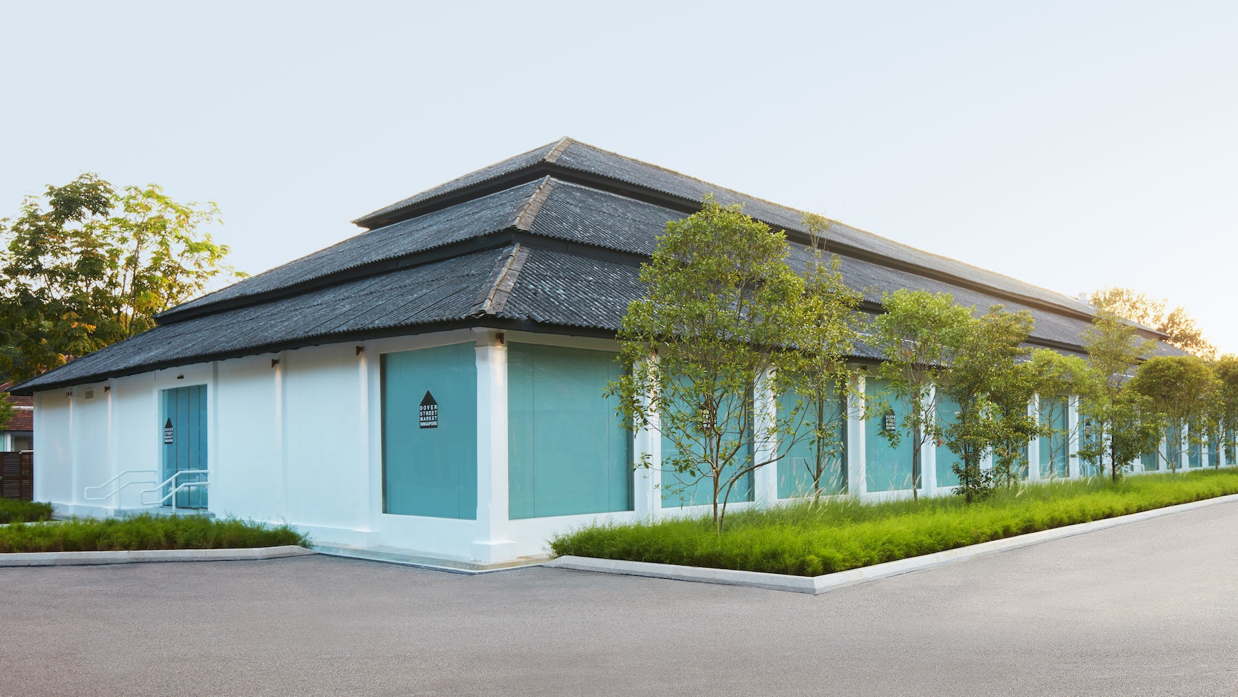 Dover Street Market's Singapore store | Source: Courtesy