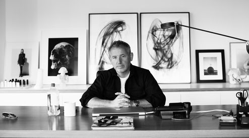 Fabien Baron S 5 Lessons For Success As An Art Director Careers Break Into Fashion Bof