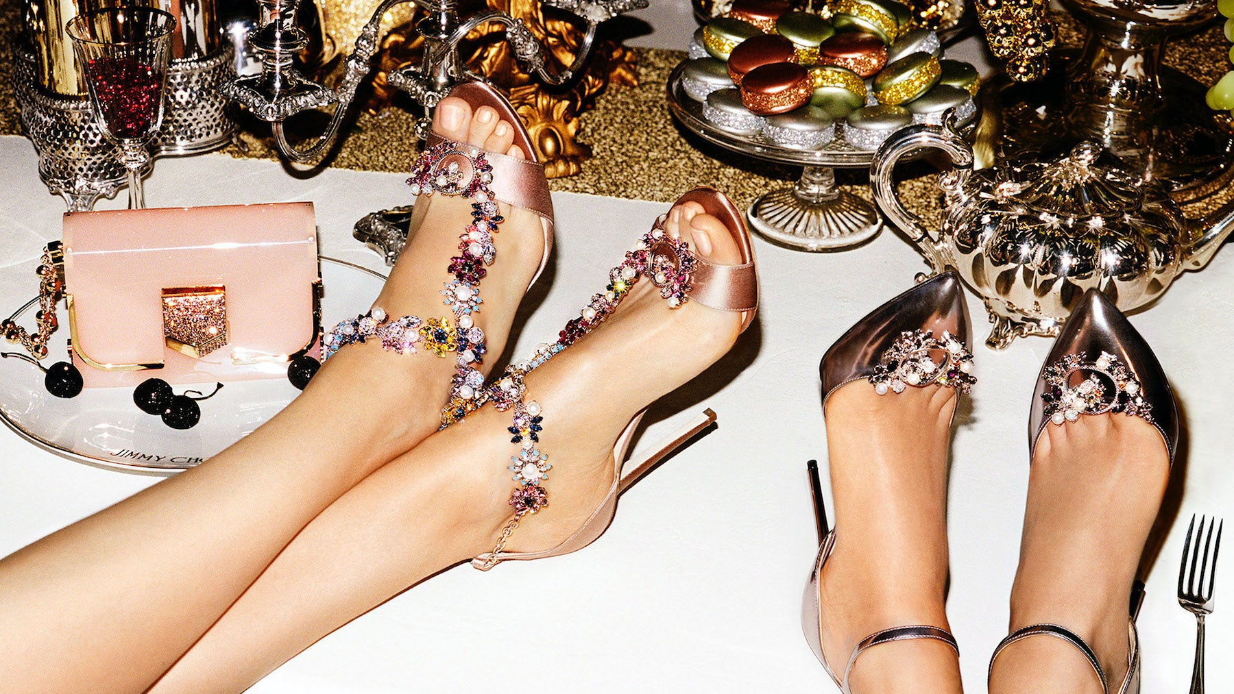 Jimmy Choo Cruise 2017 campaign | Source: Courtesy