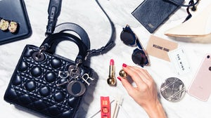 A Coveteur Creative campaign for Dior | Source: Courtesy