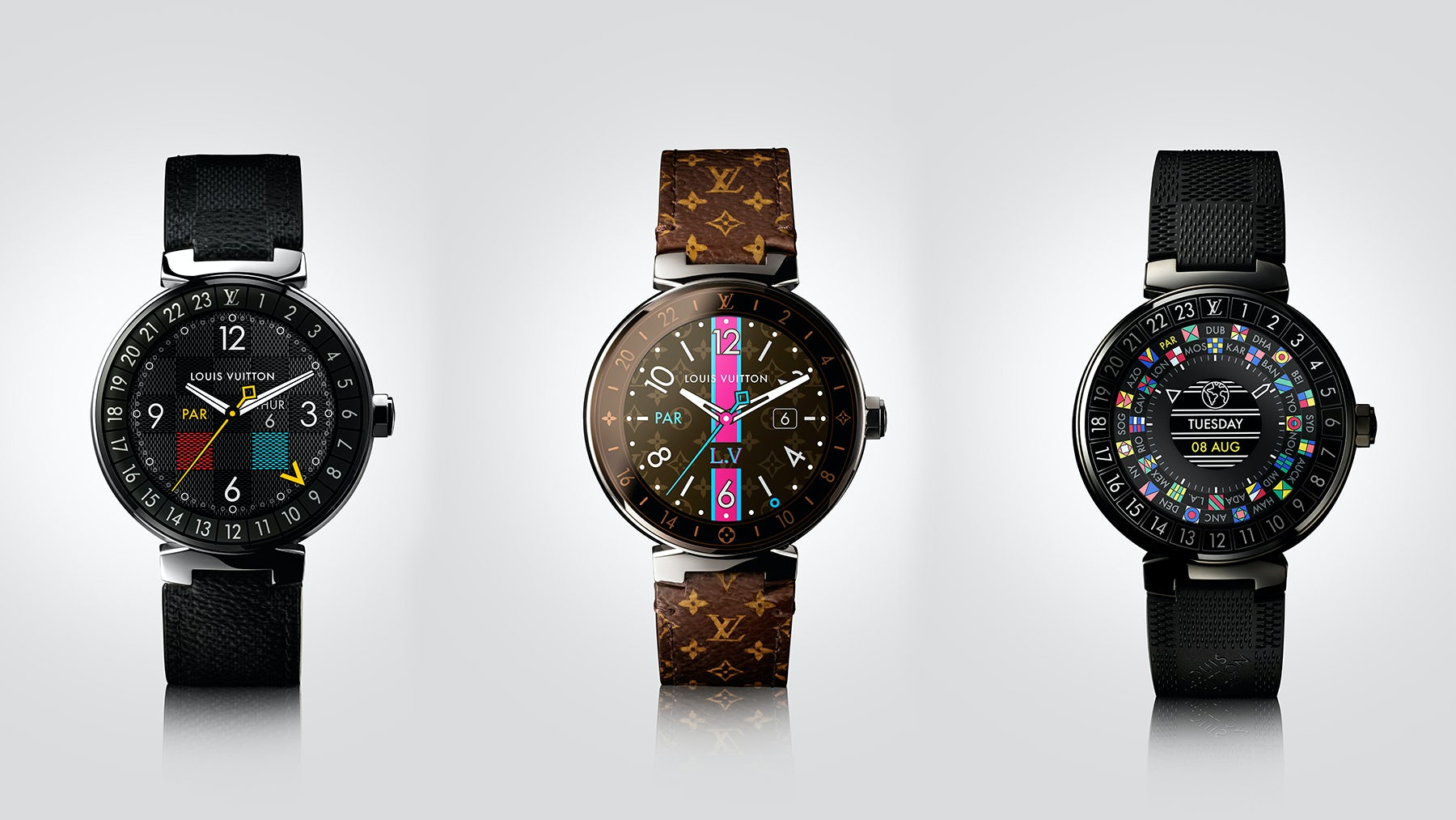Article cover of BoF Exclusive | Louis Vuitton Launches Smartwatch