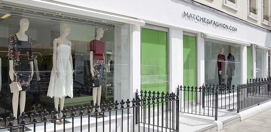 Matchesfashion.com in Notting Hill | Source: Matchesfashion.com