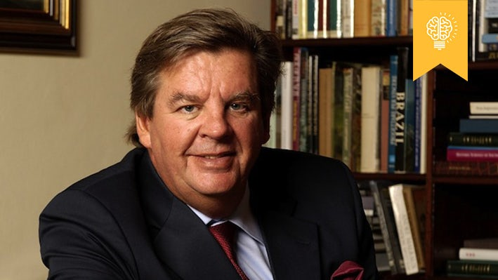 Johann Rupert, executive chairman of Richmont | Source: Courtesy
