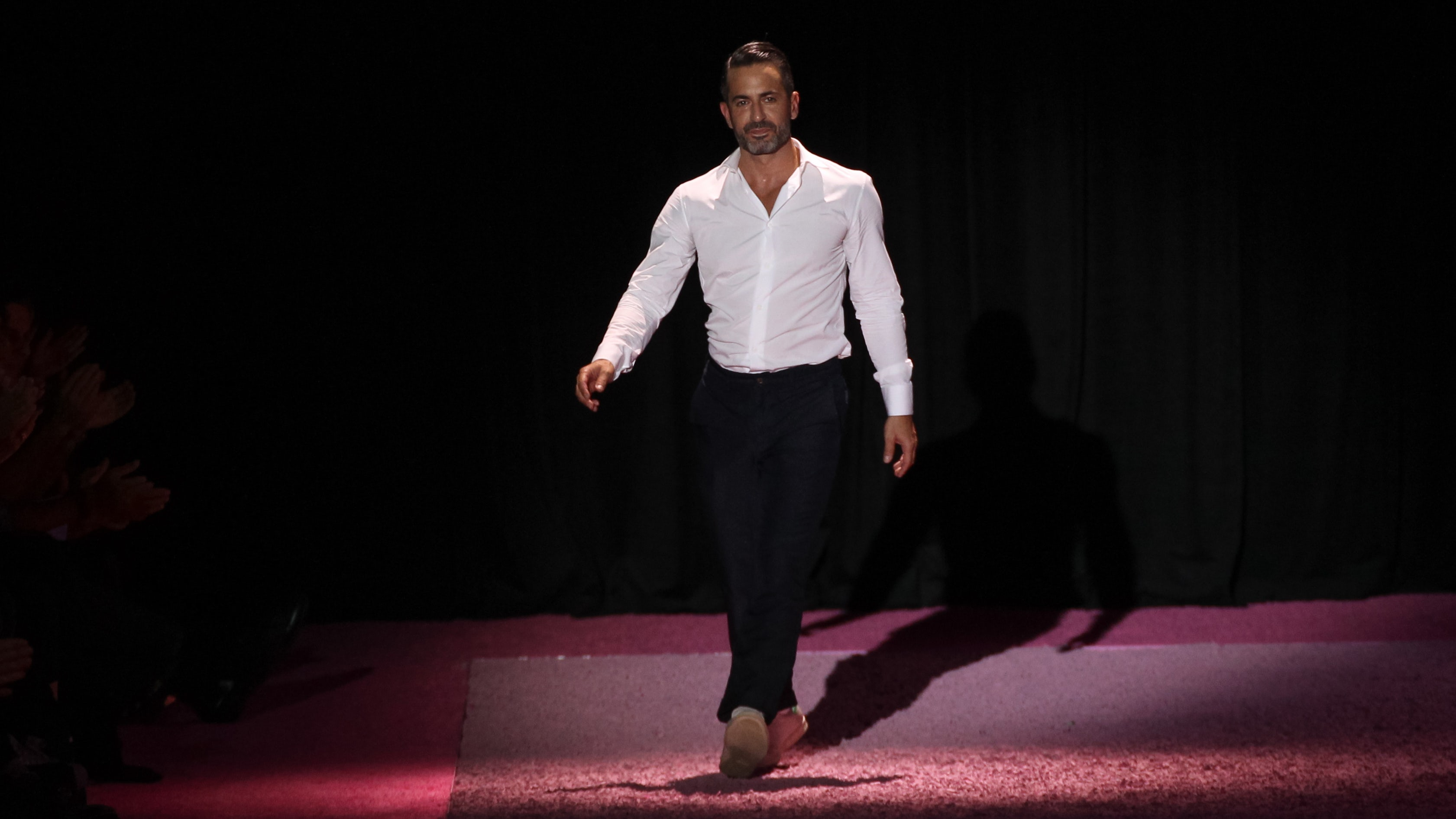 Marc Jacobs in 2015   Source: Shutterstock