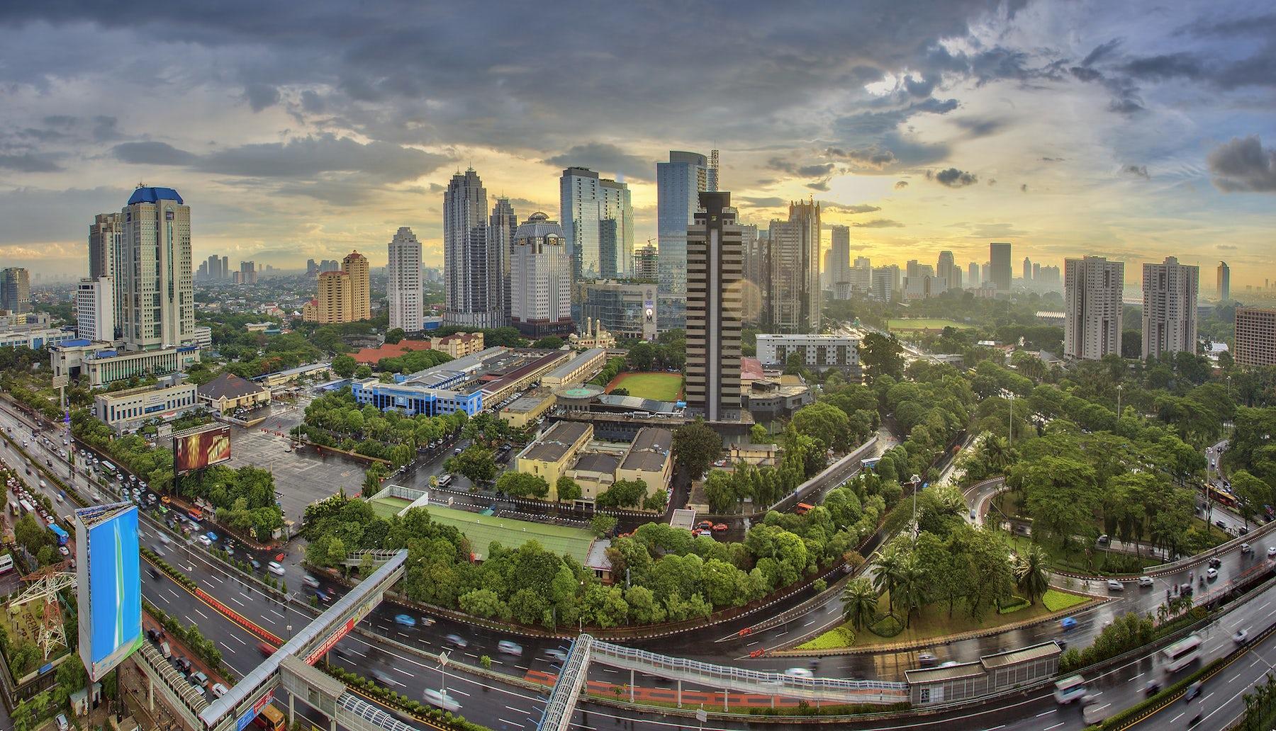 Jakarta City, Indonesia | Source: Shutterstock