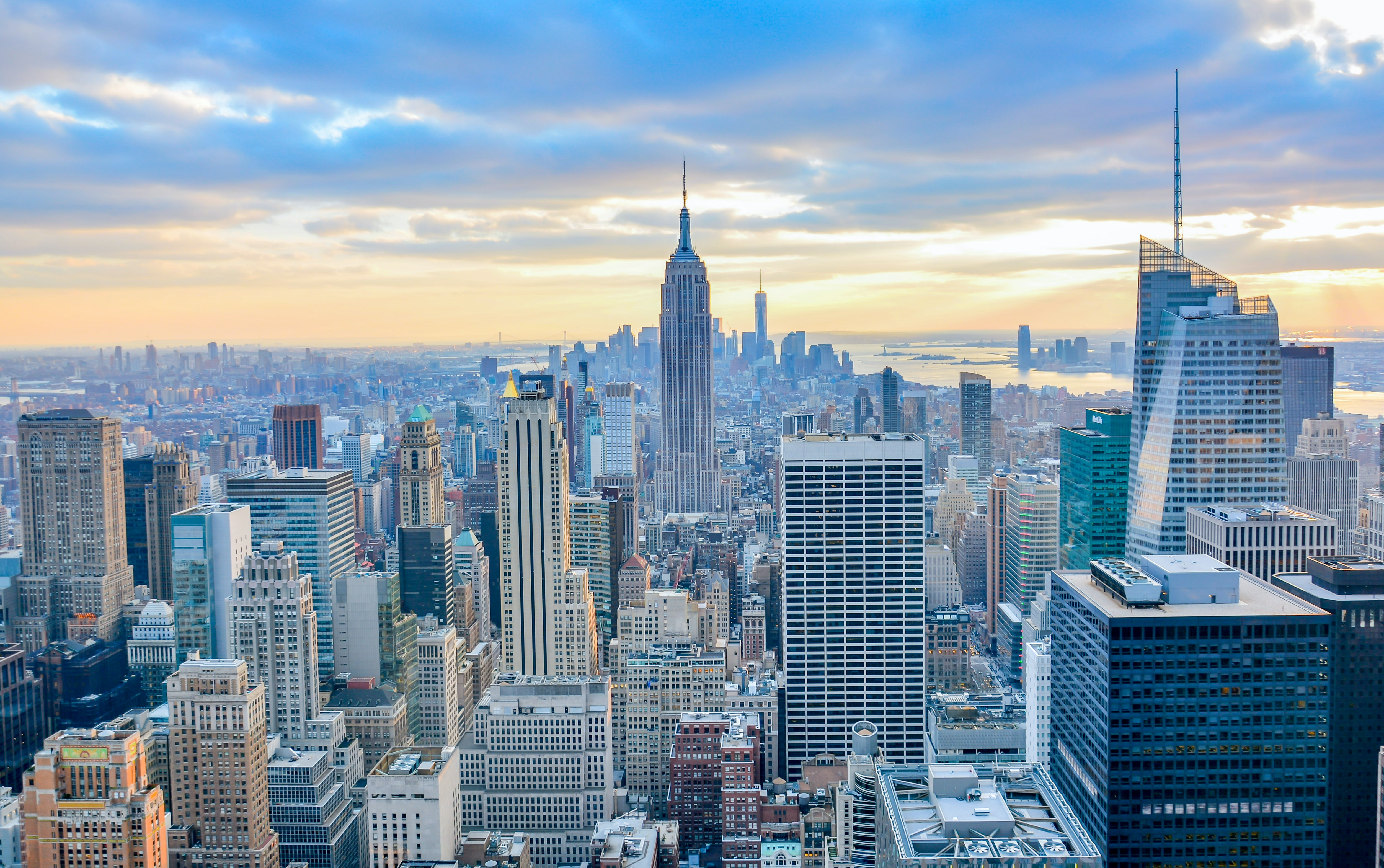 New York skyline | Source: Shutterstock