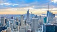New York skyline | Source: Shutterstock