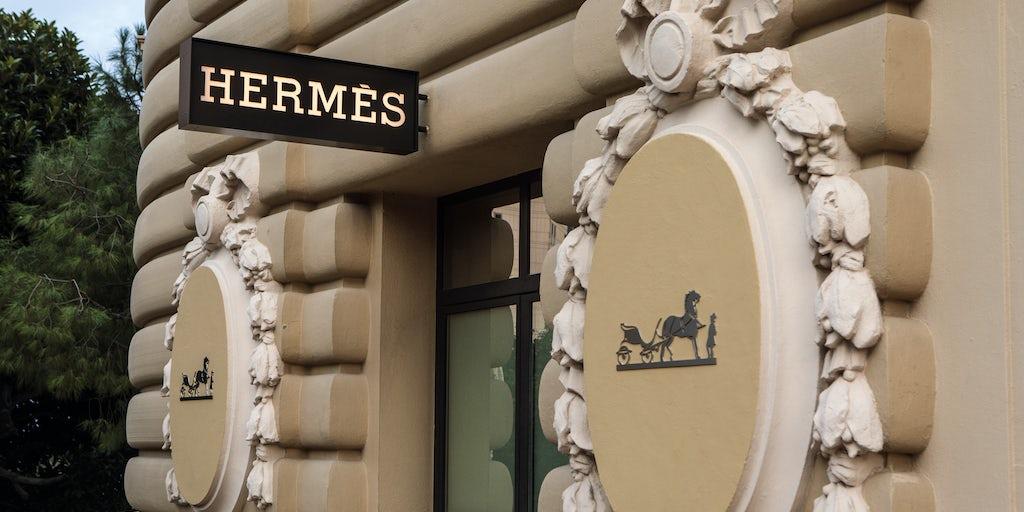 Hermès Sticks To 'Ambitious' Production Goal As Sales Rise